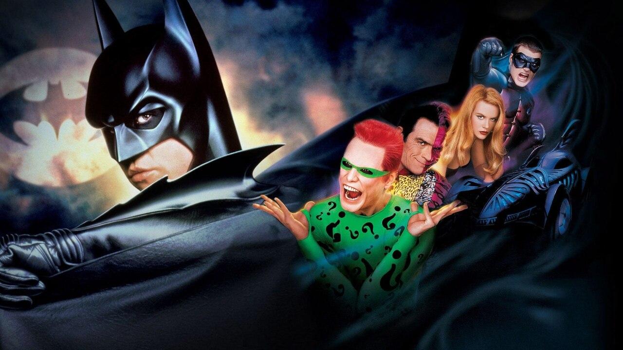 Batman Forever - NOW