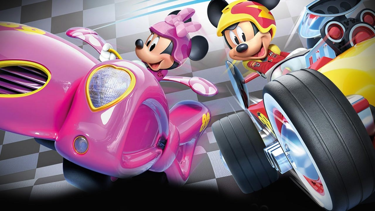 Topolino e gli amici del rally now tv
