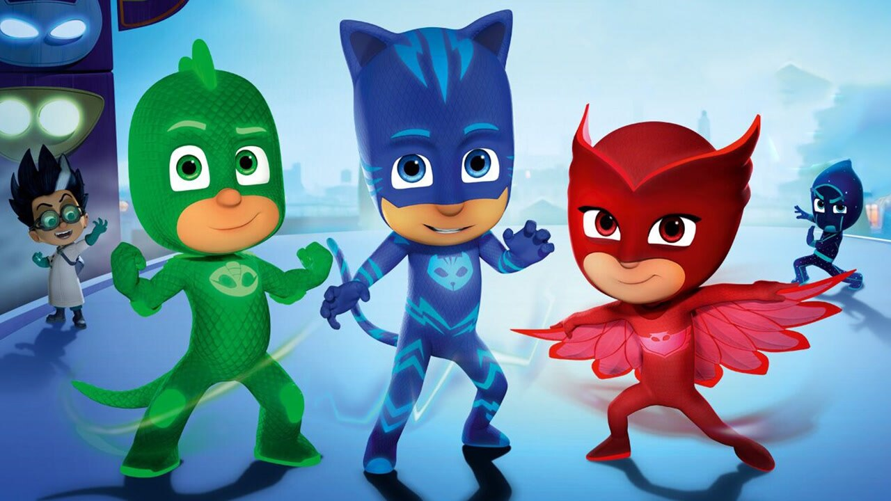 Pj masks: super pigiamini now tv